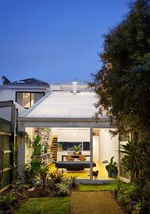 My-House (The Mental Health House) by Austin Maynard Architects.
