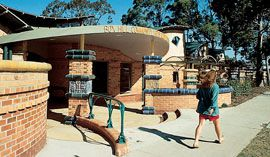 Box Hill Community Arts Centre, 1990.