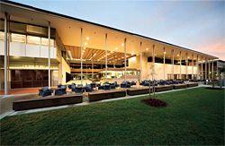 Chancellery, University of the Sunshine Coast.Image: John Gollings.