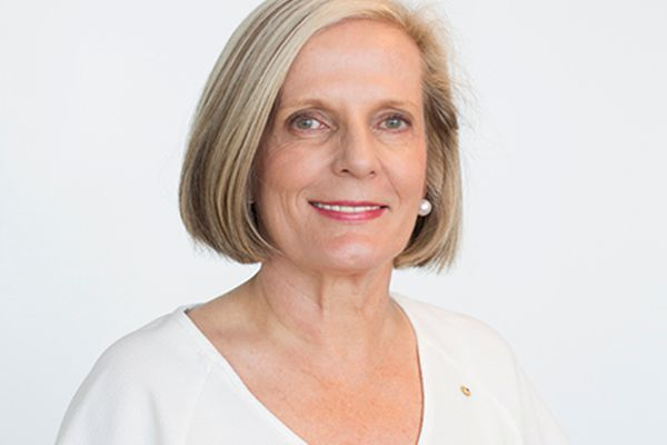 Chief commissioner of the Greater Sydney Commission Lucy Turnbull.