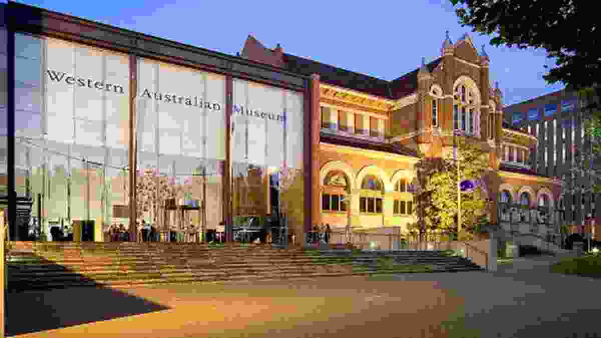 In 1999, new glass foyer was built between the Jubilee Wing and Hackett Hall of the Western Australian Museum.