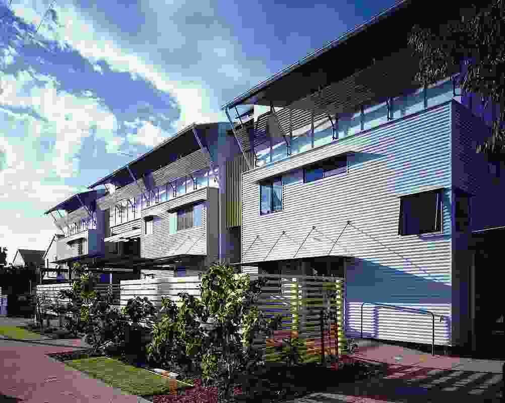Cotton Tree Housing Project, Maroochydore, by Clare Design (1995).