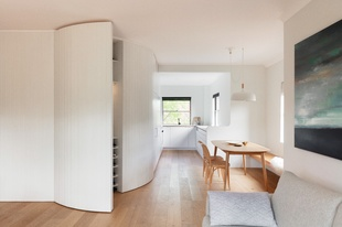 Above the curve: Concord Apartment