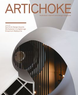 Artichoke, December 2014