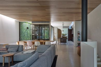 2013 Interior Design Excellence & Innovation Award: Park House by Leeton Pointon Architects + Interiors and Allison Pye Interiors.