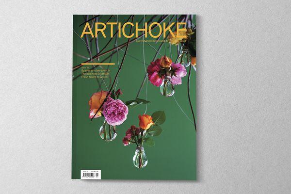 Artichoke issue 50.