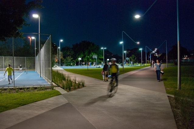 Prince Alfred Park + Pool Upgrade by Neeson Murcutt Architects in AssociationwithCityof Sydney.