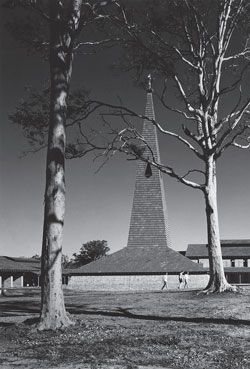 C. B. Alexander Presbyterian College by Ian McKay and Phillip Cox. Photograph Max Dupain,