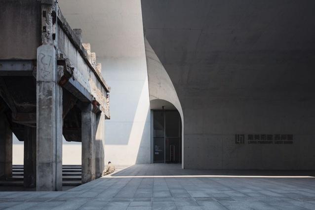 Pawel Paniczko's winning photo of Long Museum West Bund Shanghai, China designed by Atelier Deshaus.