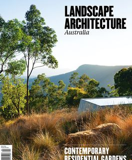 Landscape Architecture Australia, May 2014