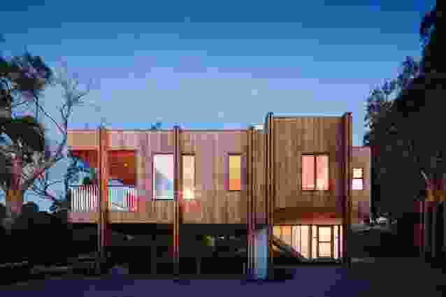 Beach House Mornington Peninsula by Clare Cousins Architects.