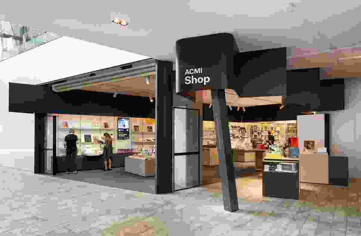 ACMI Shop by DesignOffice.