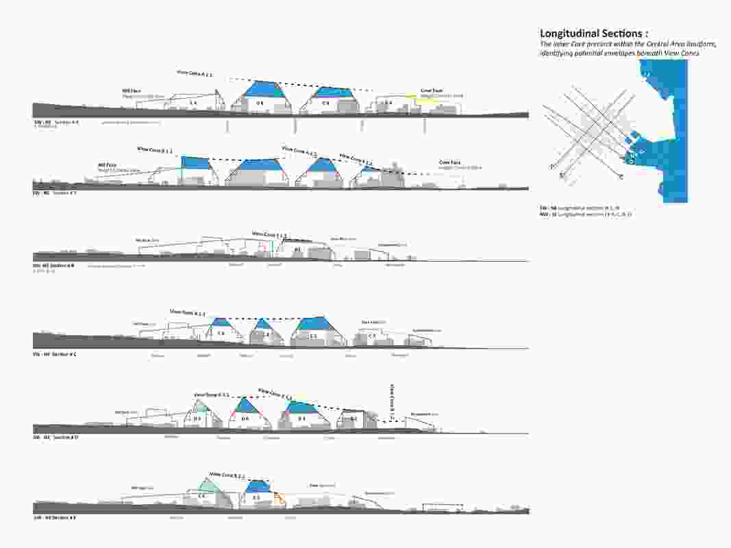 Building Height Standards Review project by Leigh Woolley Architect and Urban Design Consultant