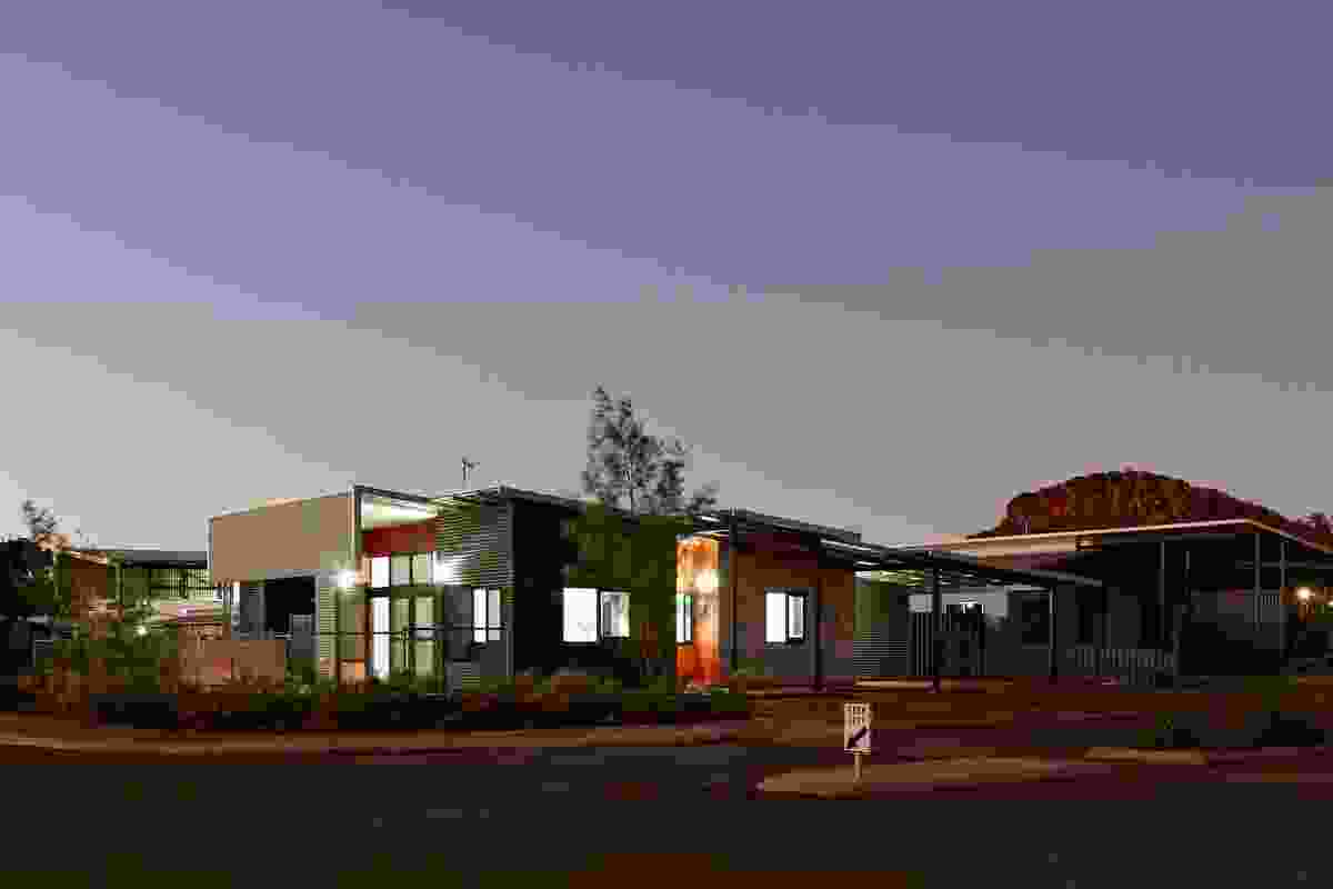 East Kimberley Development Package Transitional Housing by iredale pedersen hook.