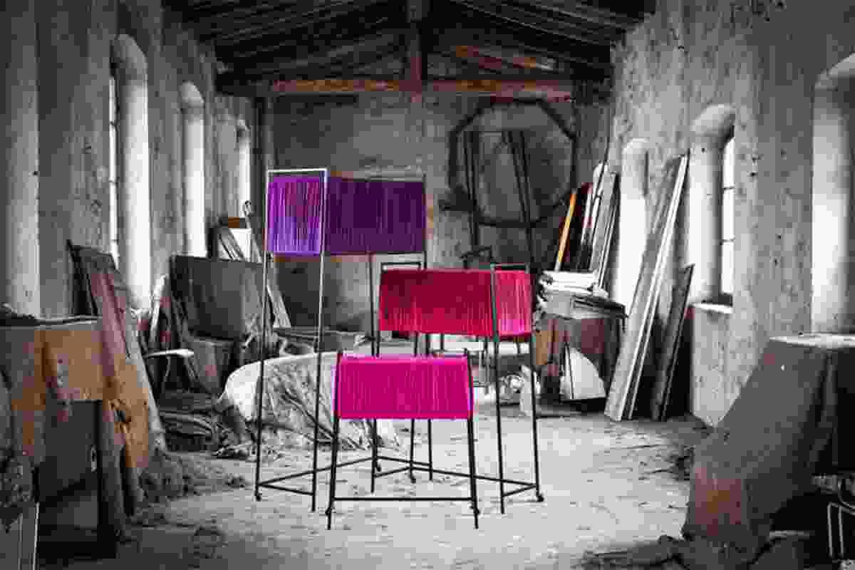 Fragment 01 by Lanzavecchia + Wai.