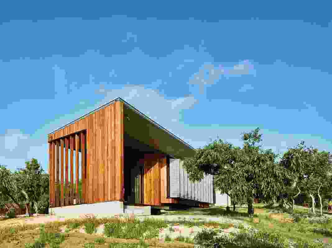 Wilson's Cottage by James Davidson Architect.