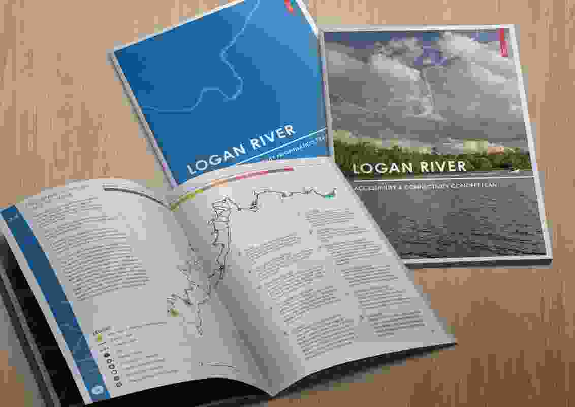 Logan River Accessibility & Connectivity Plan by Tract Consultants and Logan City Council won a Landscape Architecture Award in the Landscape Planning category.