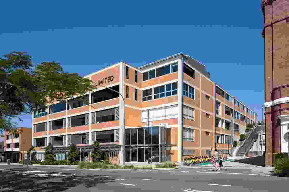 Macquarie Street Residences by Arqus Design.