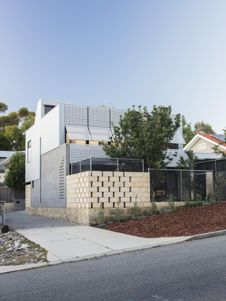 Blinco Street House by Philip Stejskal Architecture.