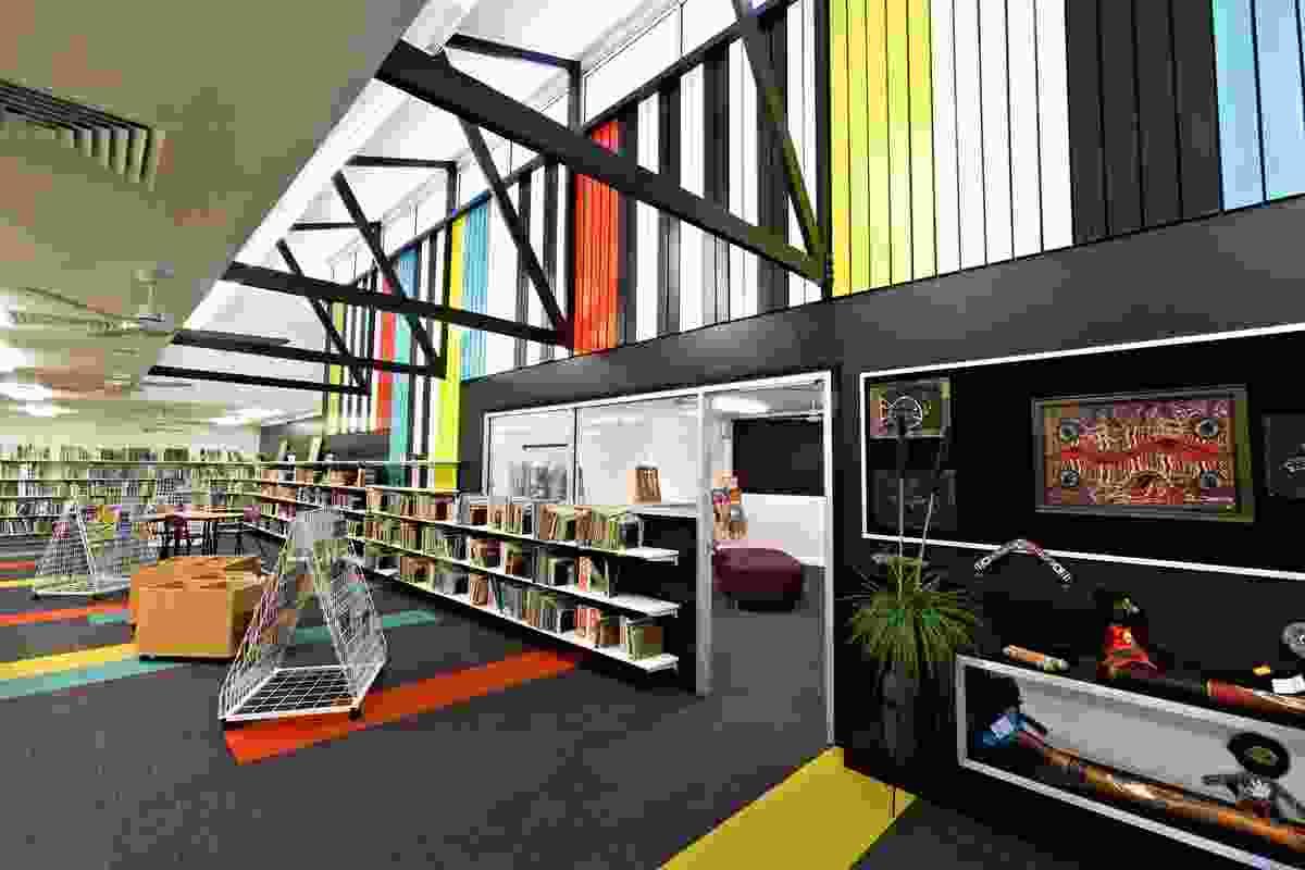 St Anne's Catholic Primary School Administration and Library Refurbishment – BOLD Architecture + Interior Design