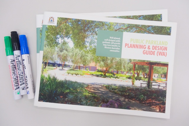 Public Parkland Planning and Design Guide (WA) by Aecom.