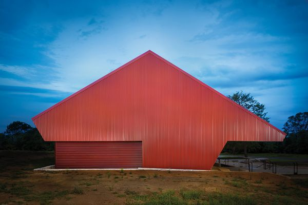 The Condensery – Somerset Regional Art Gallery by PHAB Architects.