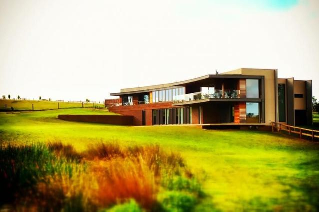Warragul House by Architects Corner.