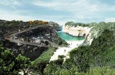 McGregor Coxall's Shipwreck Coast masterplan underway