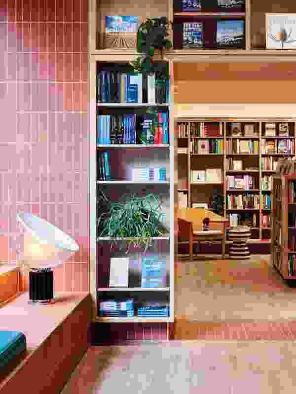 The UNSW Bookshop by SJB.