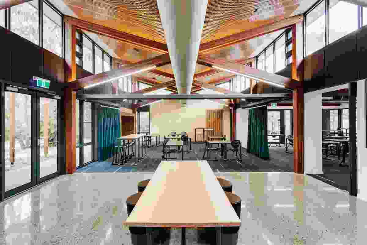 Woodleigh School, Homestead Redevelopment, Senior Campusby Law Architects.