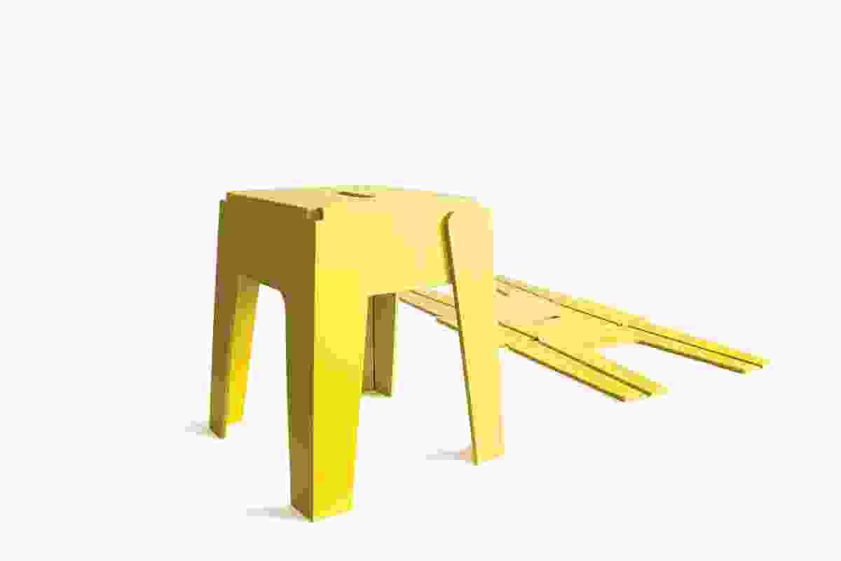 Butter stool.