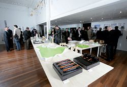Overview of the exhibition and symposium.