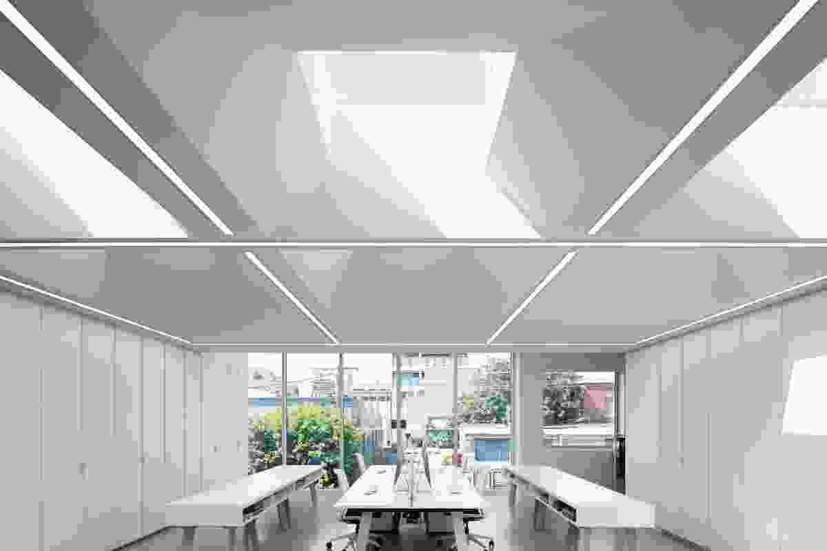 Warwick Creative Studio by Melanie Beynon Architecture and Design.