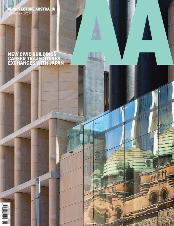 Architecture Australia, March 2017