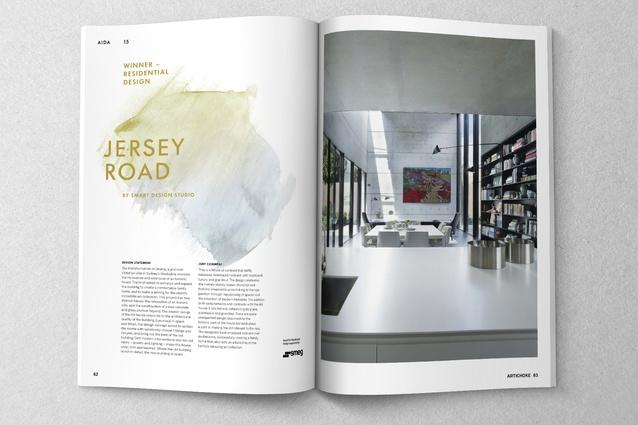 Jersey Road By Smart Design Studio