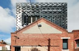 Urban patterns: Waterloo Street Townhouses