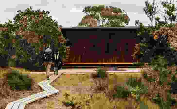 krakani lumi by Taylor and Hinds Architects.
