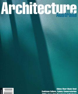 Architecture Australia, January 2002