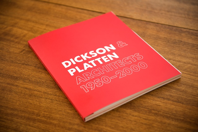 <i>Dickson and Platten Architects: 1950-2000</i>.
