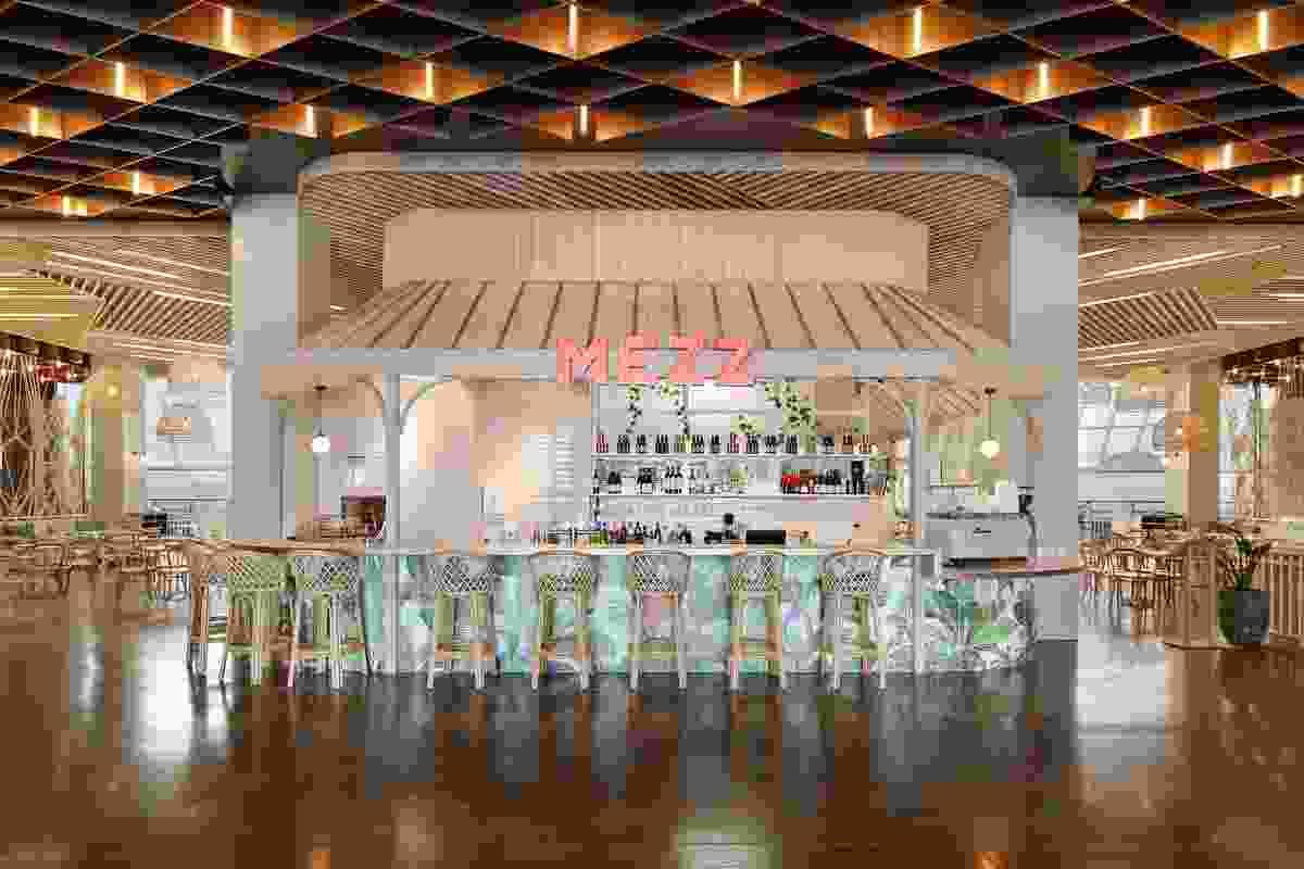 MEZZ - Kitchen and Bar by Studio Y.