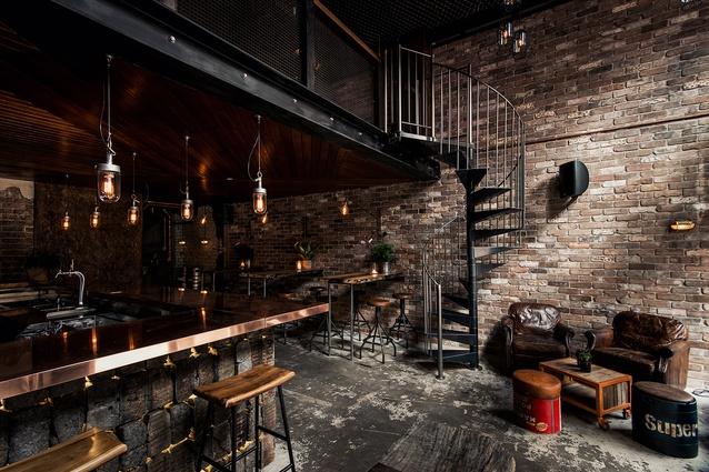 Donny's Bar by Luchetti Krelle.