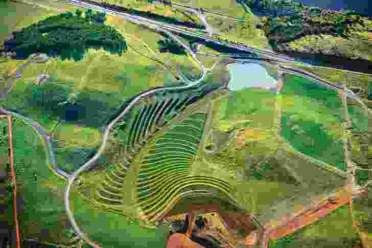 The National Arboretum by TCL with Tonkin Zulaikha Greer for Shaping Our Territory Implementation Group, ACT Government, 2013.