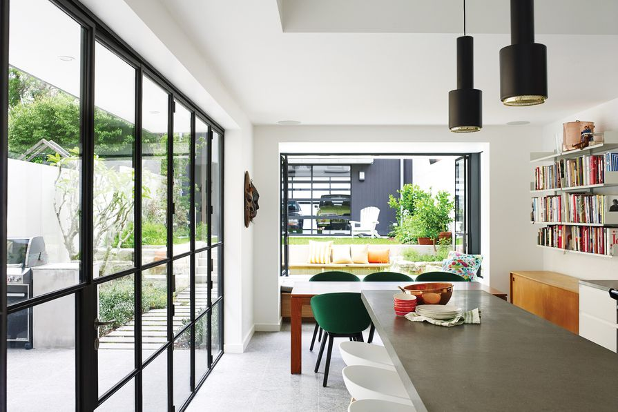The Avenue by Arent and Pyke and TFAD is a large 1880s terrace house in inner Sydney.