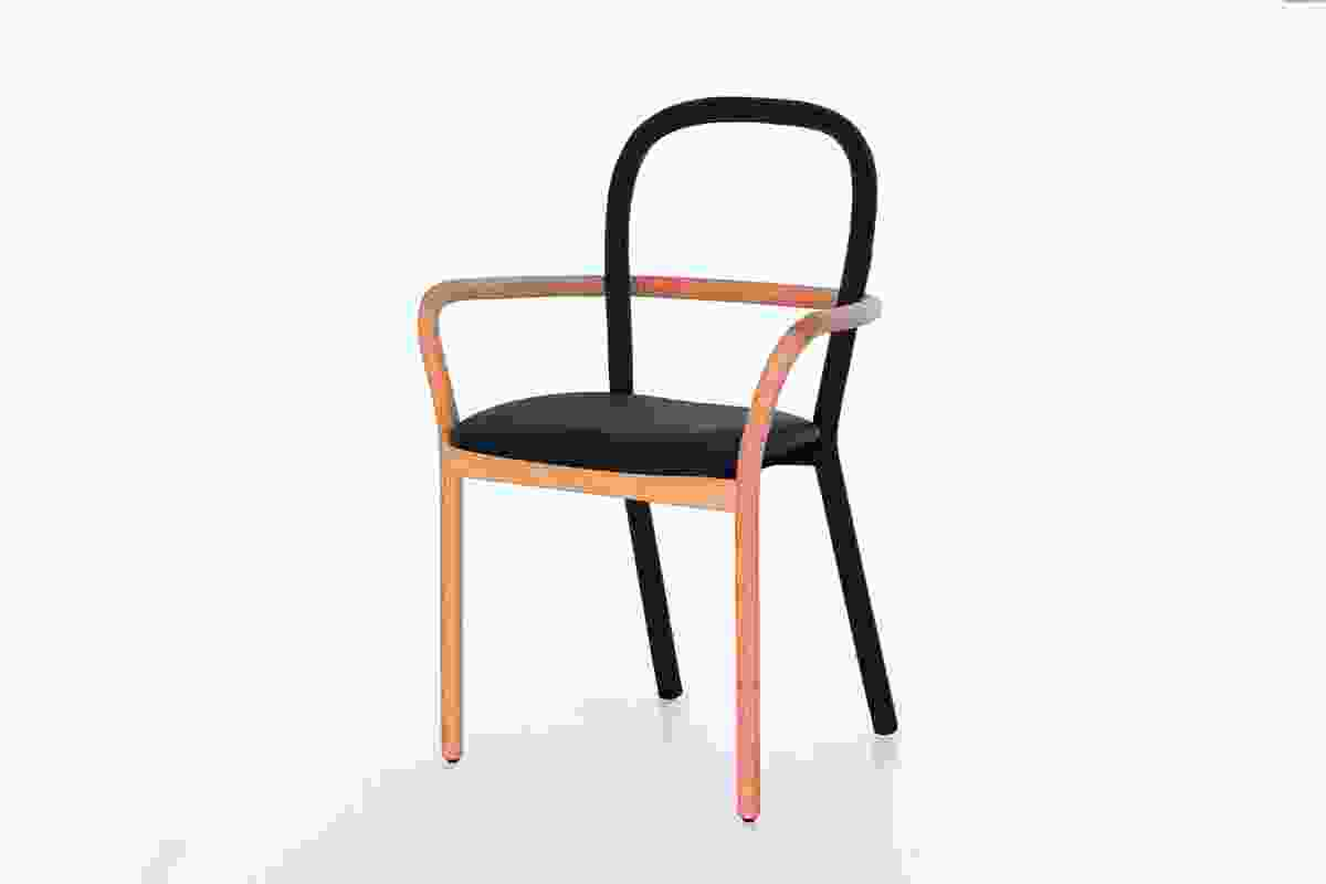 Porro Gentle chair from Space Furniture.