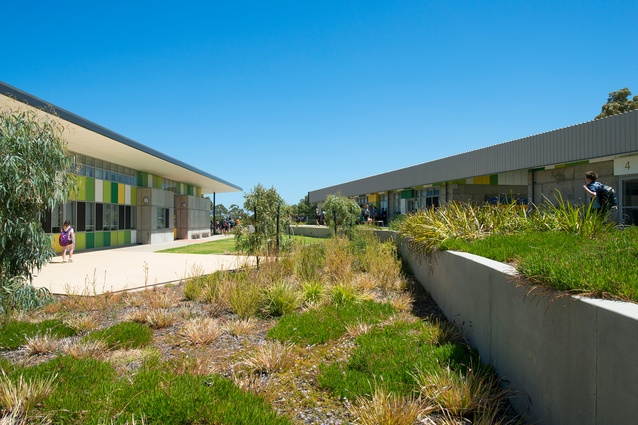 Bullsbrook College by Cox Howlett & Bailey Woodland.