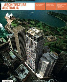 Architecture Australia, March 2008