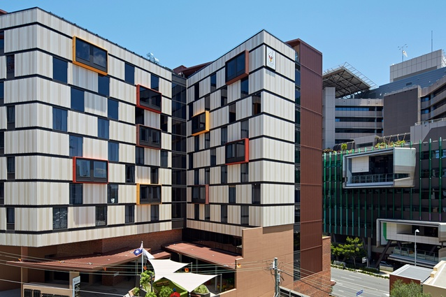 Ronald McDonald House South Brisbane by BVN