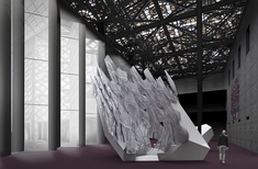 NGV Triennial late-night program to include immersive, 'glacial' architecture commission