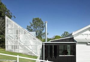 Auchenflower House by Vokes and Peters, 2017 Houses Awards Australian House of the Year.