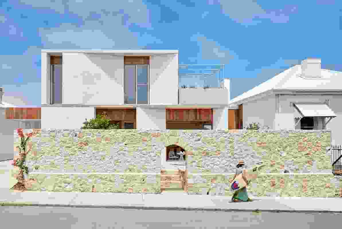 Marine Residence by David Barr Architects.
